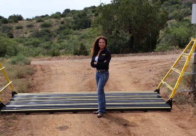 About Universal Cattle Guards